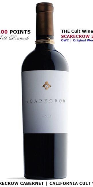 SCARECROW CABERNET 2018 CULT WINE