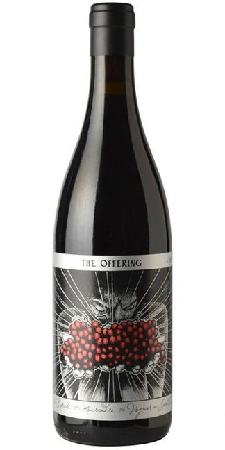 SANS LIEGE THE OFFERING 2018 PROPRIETARY RED WINE