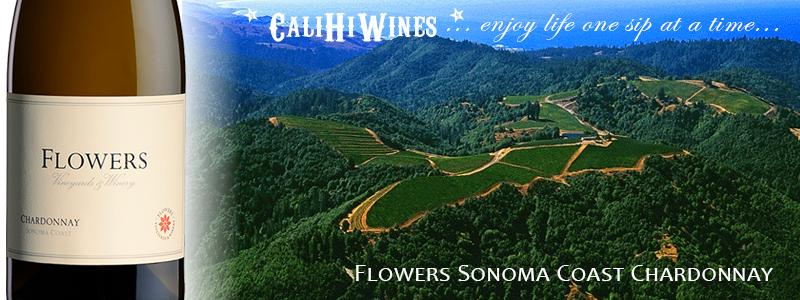 Flowers Chardonnay Sonoma Coast Wines