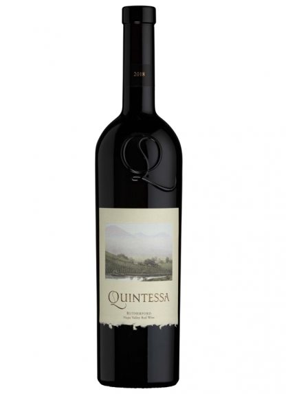 QUINTESSA 2018 RUTHERFORD RED WINE NAPA VALLEY