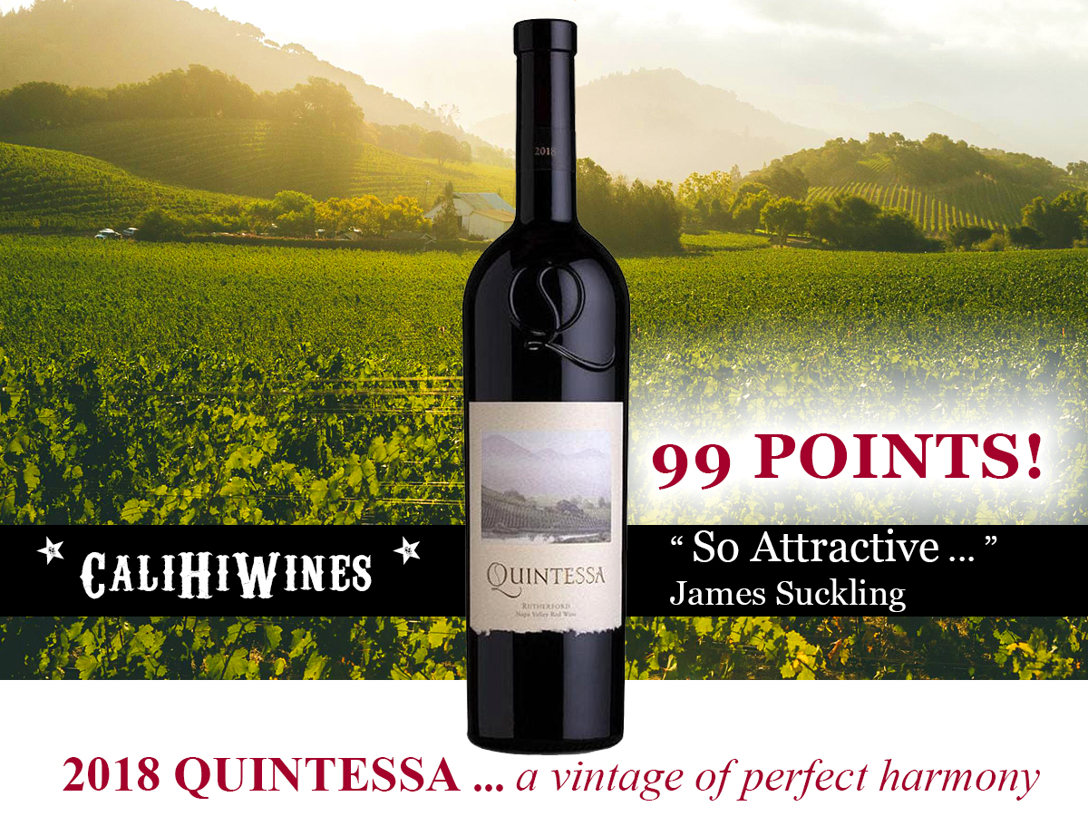 QUINTESSA 2018 RUTHERFORD RED WINE
