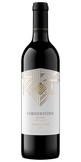 CORNERSTONE MICHAELS CUVEE NAPA VALLEY RED WINE